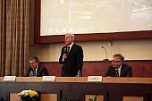 Заседание Президиума КарНЦ РАН и Ученого совета ПетрГУ, посвященном Дню российской науки