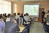 Информационный семинар в рамках Федеральной программы &quotТы-предприниматель&quot в Индустриальном колледже г. Петрозаводска