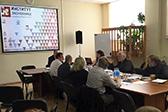 Заседание Учёного совета Института экономики КарНЦ