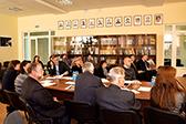 заседание Учёного совета Института экономики КарНЦ РАН