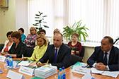 Работа расширенной коллегии в Карелиястате