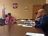 Видеоселекторное совещание у Полномочного представителя Президента Российской Федерации А.В. Хюннинена