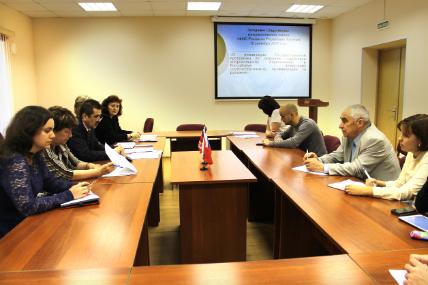 Заседание общественно-консультативного совета УФМС России по Республике Карелия