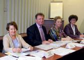 Заседание Общественного совета в сфере социальной защиты и социального обслуживания при Министерстве здравоохранения и социального развития Республики Карелия.