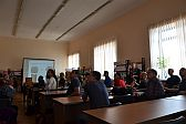 "Лекция для участников ICCROM International course ""Wooden architecture conservation and restoration"" - 12.09.2017 г."