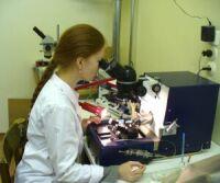 Аспирантка 3-го года обучения Татьяна Карелина
