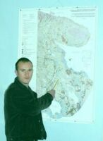 Младший научный сотрудник лаб. ландшафтной экологии и охраны лесных экосистем Н.В.Петров