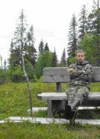 Выпускник аспирантуры 2007 г. Андрей Туюнен