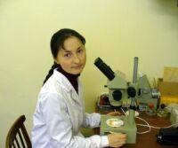 Диана Запевалова, стипендиатка Привительства РК