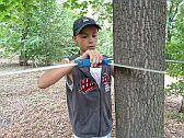21 августа 2014 года в Институте леса Карельского научного центра РАН состоялась экскурсия для участников профильного экологического лагеря