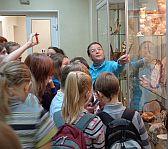 21 ноября 2014 г. для учеников 7 класса лицея №1 г. Петрозаводска сотрудниками Института леса КарНЦ РАН организована открытая лекция по лесной тематик