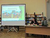 12 декабря 2014 г. в читальном зале научной библиотеки КарНЦ РАН состоялся семинар участников экологического проекта «Будущее создается сегодня»