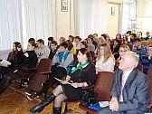 18 декабря 2014 года сотрудники Института леса приняли участие в профориентационном мероприятии «Лес – наше богатство», организованном Министерством т