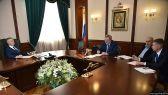 Встреча в Правительстве РК 23.05.2017 г. Фото с сайта Правительства РК