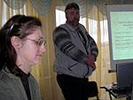 27-28 февраля 2008 г., Санкт-Петербург.<BR> Рабочее совещание Руководящего комитета по оценке полноты и недостатков сети ООПТ на Северо-Западе России