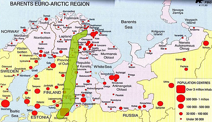 Barents Euro-Arctic Region