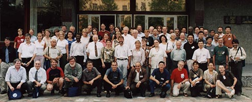 Международная конференция «International conference Soil Classification» Петрозаводск, 2004