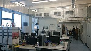 В лаборатории Центра живых систем