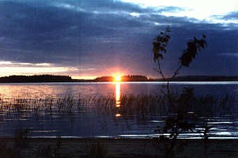 Lake Sovdozero, Central Karelia (Sovdozero structure, Vedlozero - Segozero greenstone belt)