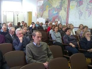17 апреля 2018 года состоялось Общее собрание научных работников ИГ КарНЦ РАН по выборам нового состава Ученого совета ИГ КарНЦ РАН.