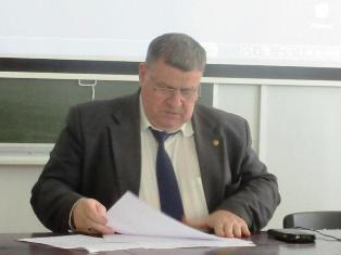 Председатель комиссии А.Ю.Шишков