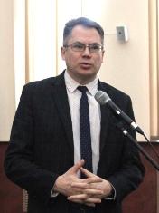 Выступление на заседании ученого совета КарНЦ РАН (2019)