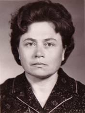 Афанасьева Александра Ивановна