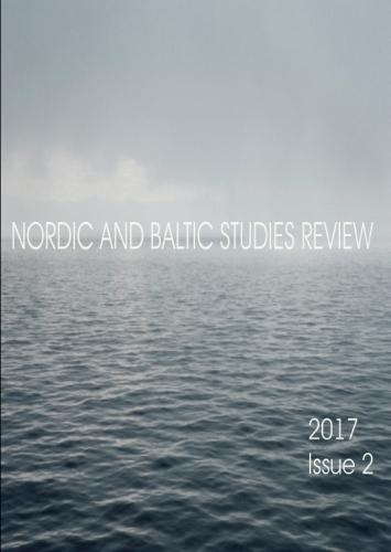 Альманах североевропейских и балтийских исследований / Nordic and Baltic Studies Review. Вып.2
