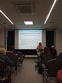 Секция «ВЕПСЫ В РОССИИ: МЕЖРЕГИОНАЛЬНЫЕ КОНТАКТЫ, АРЕАЛЫ, ГРАНИЦЫ, ТРАДИЦИИ»