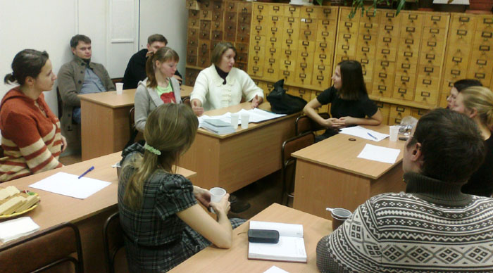 Круглый стол молодых ученых ИЯЛИ «Личность исследователя в исследовании»