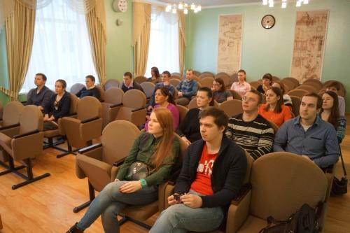 Междисциплинарный семинар молодых ученых