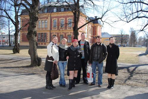 """Российско-финляндский семинар молодых ученых """"New impetus in cultural research"""""""