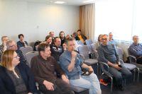 Стартовый семинар  по проекту «Лососевые рыбы и пресноводная жемчужница - экосистемные услуги и биоразнообразие рек на территории Зеленого пояса Фенноскандии» (SALMUS)