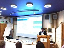 Сотрудники КарНЦ РАН приняли участие в международном семинаре по вопросам арктической продовольственной безопасности, здоровью растений, исследованиям климата, разработке генома, биоэкономике и инновациям.