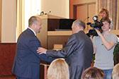 24 мая 2016 г. начала свою работу научная конференция, посвященная 70-летию КарНЦ РАН, <b>&quotРоль науки в решении проблем региона и страны: фундаментальные исследования&quot</b>