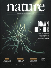 Nature, volume 572 issue 7768, 8 August 2019