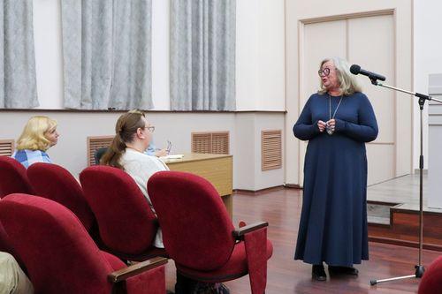 Директор Института экономики КарНЦ РАН Татьяна Морозова прокомментировала выступления коллег из ИЯЛИ