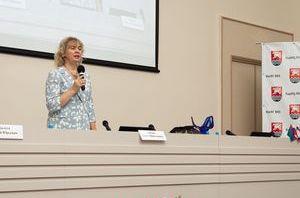 Генеральный директор КарНЦ РАН Ольга Бахмет