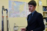 Старший научный сотрудник Института геологии КарНЦ РАН, к.б.н. Захар Слуковский