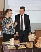 26 января 2018 г. состоялся визит в КарНЦ РАН Тарво Ниеминена, руководителя Петрозаводского отделения Генерального консульства Финляндии в Санкт-Петербурге.