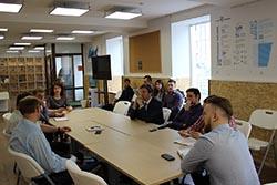 26 апреля 2018 г. на площадке АСИ «Точка кипения» состоялся круглый стол молодых ученых КарНЦ РАН «Создание и охрана интеллектуальной собственности в естественных науках», приуроченный к Всемирному дню интеллектуальной собственности.