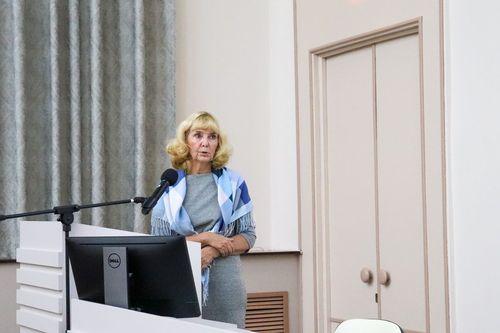 Доктор исторических наук Ирина Винокурова