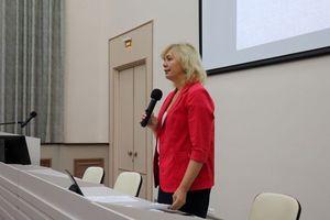 Генеральный директор КарНЦ РАН член-корреспондент РАН Ольга Бахмет