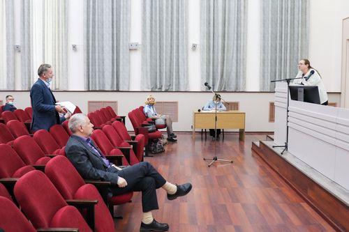 Обсуждение темы по итогам доклада Елены Дубровской