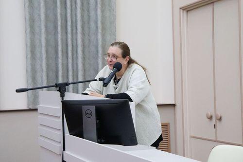 Кандидат исторических наук Елена Дубровская