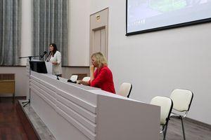 На заседании также обсуждались вопросы аспирантуры