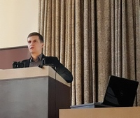Старший научный сотрудник Института прикладных математических исследований КарНЦ РАН, к.ф.-м.н. Александр Румянцев