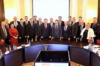 4-е ежегодное заседание рабочей группы по развитию сотрудничества между Карелией и Республикой Беларусь (30.10.2019)