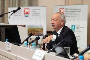 Вице-президент РАН Юрий Балега