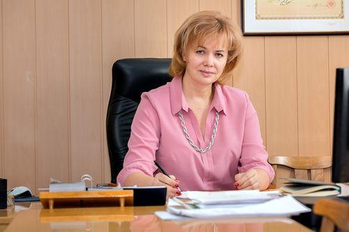 Председатель КарНЦ РАН Ольга Бахмет